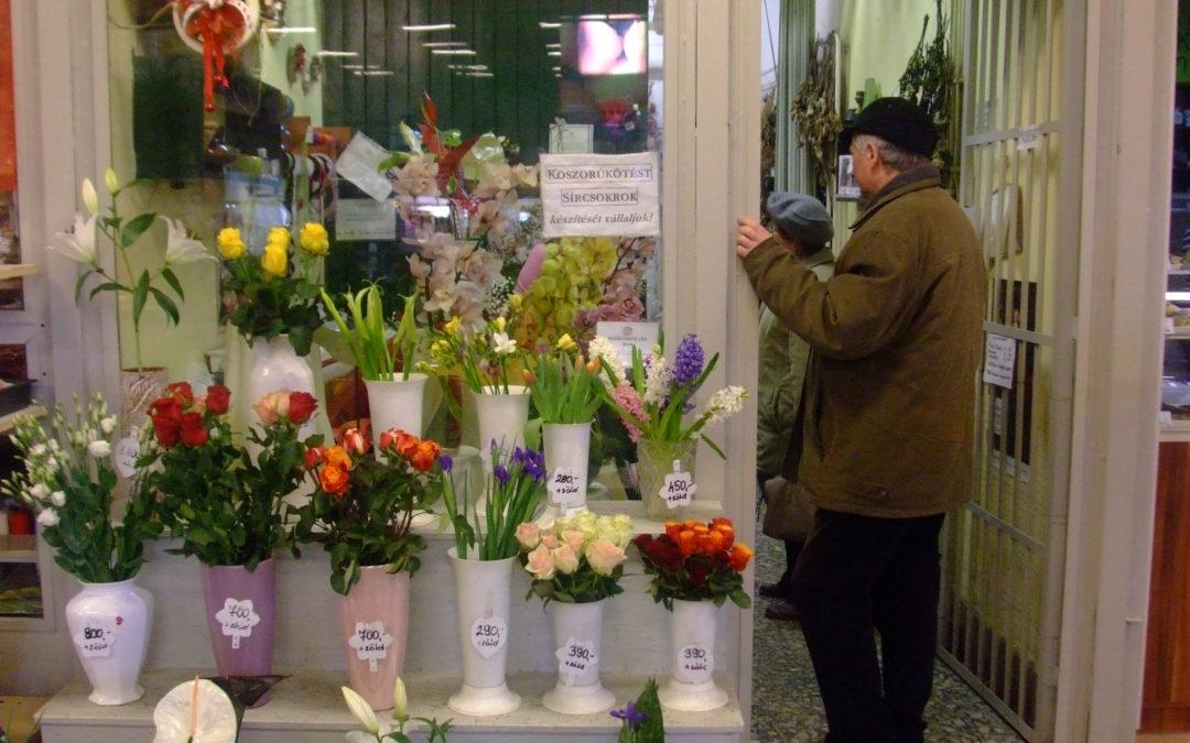 b98474b8fb Gerbera Virág | Kecskeméti Piac