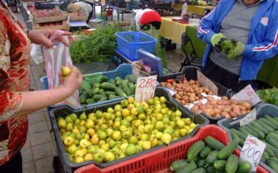 Zöldség és gyümölcs bumm a piacon