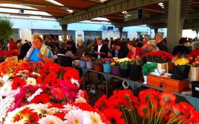 Nagyszombaton a piac