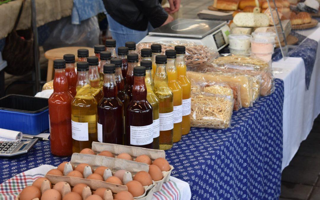IV. Slow Food Termelői piac